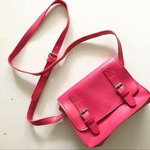 Handbags - Pink crossbody bag purse
